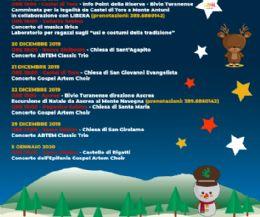 Locandina: Natale in Riserva