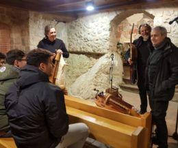 Locandina: Il passo umile e lieto