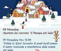 Locandina: Un Natale insieme nel borgo