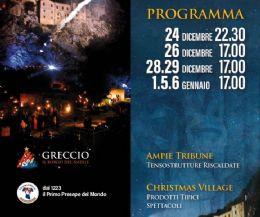 Locandina: Il presepe di Greccio
