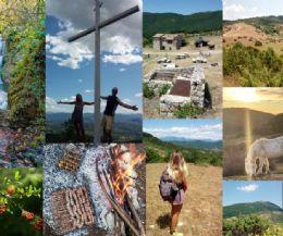Locandina: Dalle Pozze del Diavolo alla Cima del Monte Ode