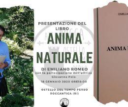 Locandina: Anima Naturale