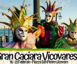 Locandina: Gran Caciara Vicovarese 2020