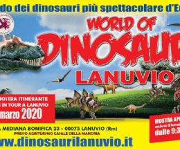 Locandina: World of Dinosaurs