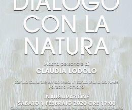 Locandina: Dialogo con la Natura