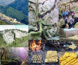 Locandina: La sorprendente dolina carsica del Revotano