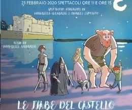 Locandina: Le Fiabe al Castello