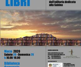 Locandina: Sabina Libri