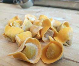 Locandina: La pasta ripiena di Paolo a Bra è un peccato di gola
