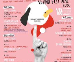 Locandina: Velino Festival 2020. Cunti e Racconti