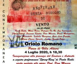 Locandina: Biennale di Viterbo Arte Contemporanea
