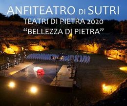 Locandina: Teatri di Pietra 2020
