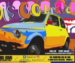 Locandina: Disco Drive-In Vicovaro