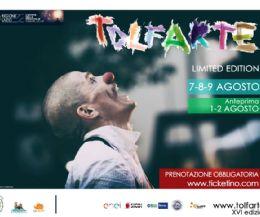 Locandina: Festival Internazionale TolfArte 2020