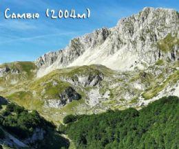 """Locandina: Monte di Cambio. Sulle """"Alpi"""" del Lazio"""