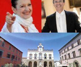 Locandina: Gran Ballo degli Auguri a Carla Fracci