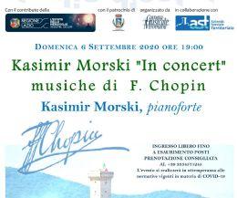"Locandina: Kasimir Morski ""In concert"""