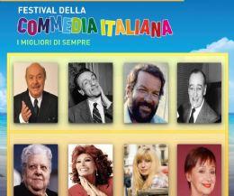 Locandina: Festival della Commedia Italiana