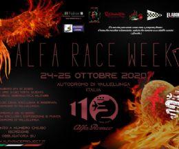 Locandina: Alfa Race Week. Limited Edition