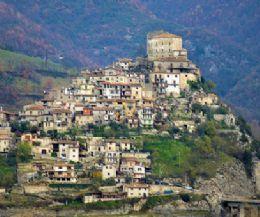 Locandina: Castel di Tora Slow Tour Festival