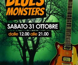Locandina: Blues Monsters Festival