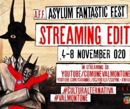 Locandina: Asylum Fantastic Fest in Streaming