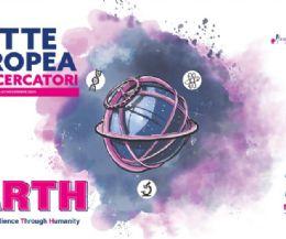 Locandina: La Notte Europea dei Ricercatori di Frascati Scienza c'è