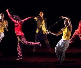 Locandina: Danza internazionale in streaming