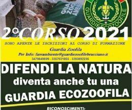Locandina: Corso Base guardie zoofile