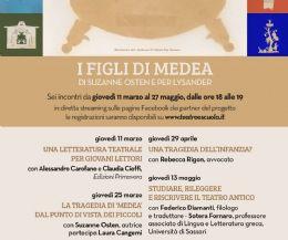 Locandina: I Figli di Medea. Scritture e Scene d'Infanzia