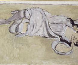 Locandina: Matisse, un grazie ai modelli ciociari