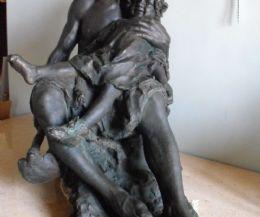 Locandina: Amleto Cataldi, l'artista del Re
