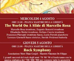 Locandina: La Settimana Musicale Mirtense