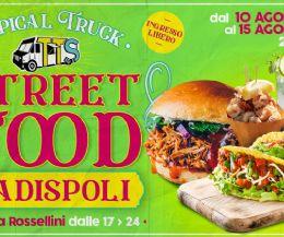 Locandina: Street food a Ladispoli