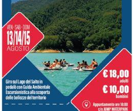 Locandina: Storie di Lago sul Salto