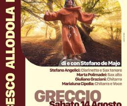 Locandina: Francesco allodola di Dio