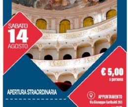 Locandina: Teatro Flavio Vespasiano