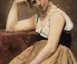 Locandina: Tre donne: Corot, Picasso, Van Gogh