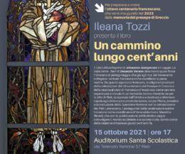 Locandina: Un cammino lungo cent'anni