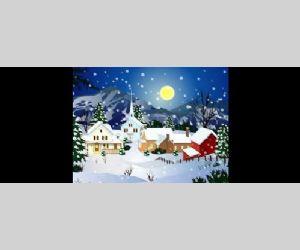 Locandina: 1° Mercatino di Natale a Sigillo