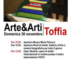 Locandina: Arte & Arti