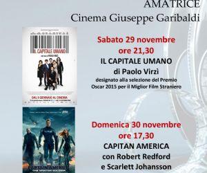Locandina: Ancora Cinema d'Autunno ad Amatrice