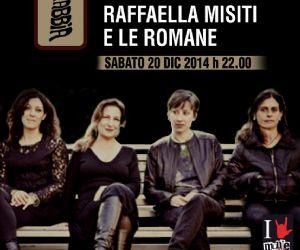 Locandina: RAFFAELLA MISITI E LE ROMANE