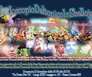 Locandina: KaleidoscopioDaltonicoInSballojazz