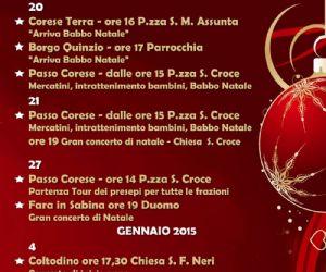 Locandina: Natale farense