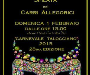 Locandina: Carnevale Talocciano
