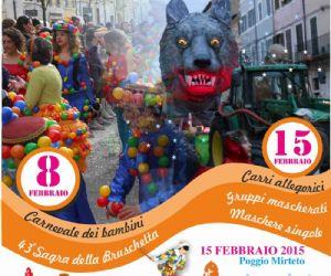 Locandina: Carnevalone Poggiano 2015