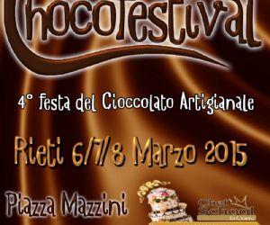Locandina: Chocofestival 2015