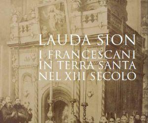 Locandina: I Francescani in Terra Santa nel XIII secolo