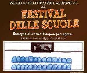 Locandina: Festival delle scuole, rassegna di cinema europeo per ragazzi